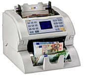 Banknotenzählmaschine Model M