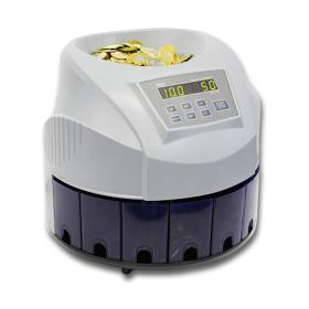 Münzzähler CS 80 mit Druckeranschluss - effektivo