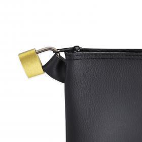 Mini-Vorhängeschloss 2-er Pack - effektivo