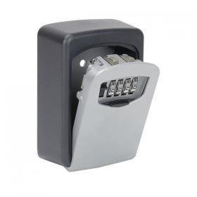 Mini Schlüssel-Safe mit Zahlenschloss - effektivo