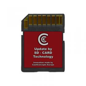 Euro II Update-Software Micro-SD-Karte - effektivo