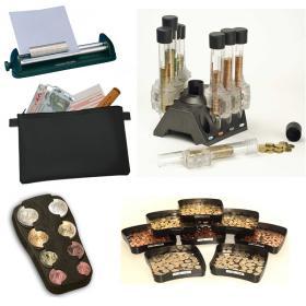 Clevere Produkte für Ihr Bargeld-Handling